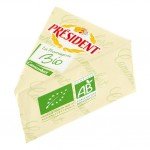 Camembert Bio Président portion 31,25G
