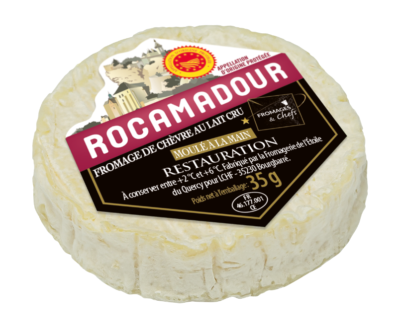 Rocamadour AOP 35g Fromages <span>&</span> Chefs